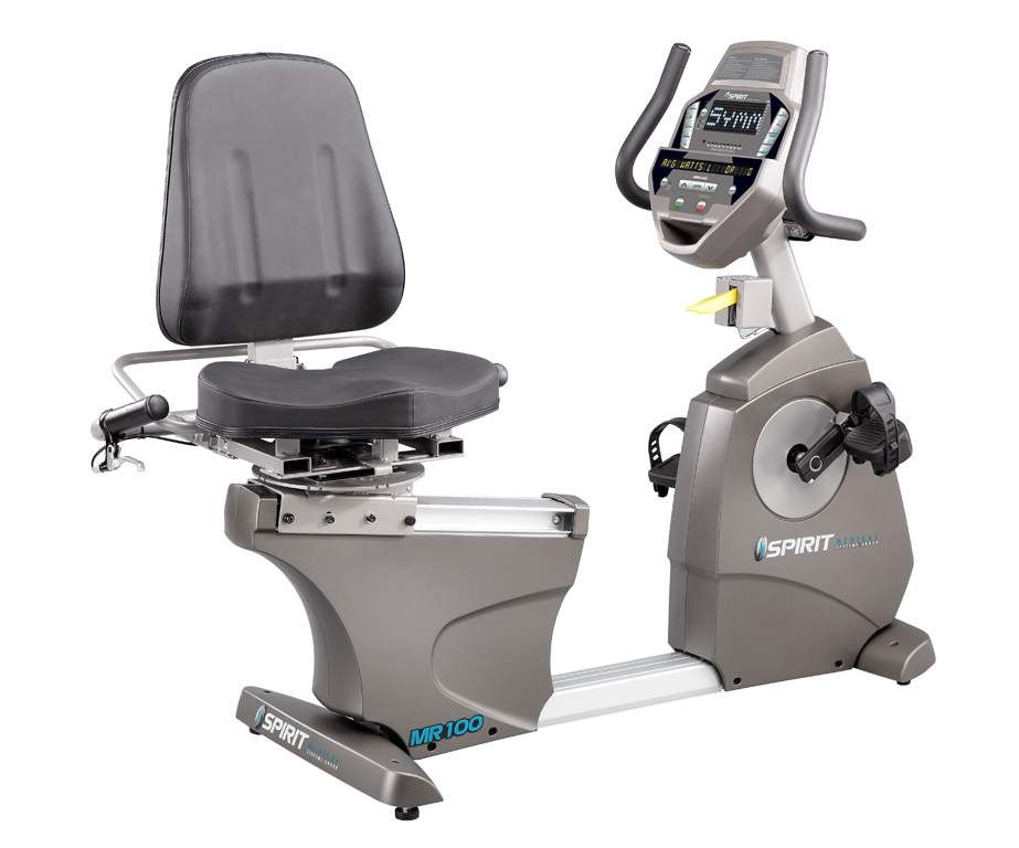 SPIRIT MEDICAL MR100 Recumbent Bike