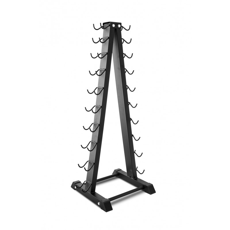 A Frame Dumbbell Rack